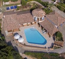 Дом с красивым видом на залив St Tropez - Sainte Maxime, продажа. №39975. ЭстейтСервис.