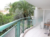 Трёхкомнатная квартира поблизости от rue d'Antibes