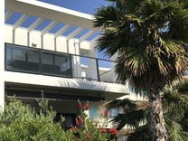 Двухкомнатная квартира в Ницце в районе Parc Imperial