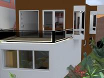 Дом с двумя спальнями в Бечичи