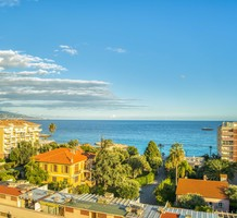 Пентхаус в ста метрах от моря на Roquebrune-Cap-Martin, продажа. №37497. ЭстейтСервис.