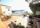 Вилла с четырьмя спальнями с видом на море в районе Raquel Meller