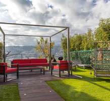 Новая квартира с большим частным садом в Ницце, продажа. №40561. ЭстейтСервис.