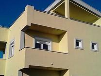 Новый двухэтажный дом с видом на море в Шушани