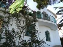 Семейный дом с прямым видом на море в Плайа-де-Аро