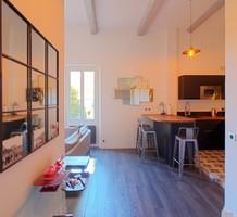 Стильные апартаменты в двух минутах от набережной, продажа. №36630. ЭстейтСервис.