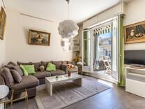 Солидная квартира в центре Ниццы - Rue Joffre