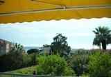 Квартира с панорамным видом на море в Каннах