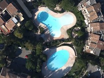 Квартира в резиденции с двумя бассейнами