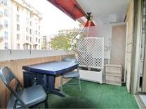 Двухкомнатная квартира возле Boulevard Gambetta