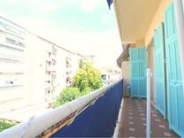 Квартира с террасой и балконом в районе Musiciens