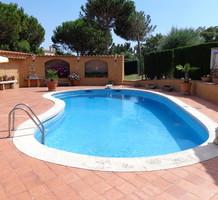 Просторный дом с бассейном в районе Mas Nou, продажа. №38428. ЭстейтСервис.