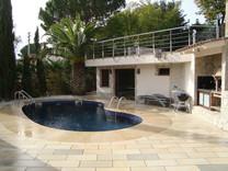Дом с ремонтом и видом на море в Playa d Aro