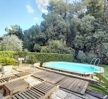 Вилла с бассейном районе Chemin des Bas Brusquets, продажа. №36511. ЭстейтСервис.