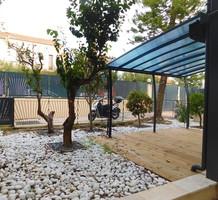Трехкомнатная квартира с садом в Рокебрюн-кап-Мартен, продажа. №38025. ЭстейтСервис.