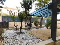 Трехкомнатная квартира с садом в Рокебрюн-кап-Мартен
