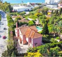 Большой дом с видом на море поблизости от Марбельи, продажа. №41627. ЭстейтСервис.