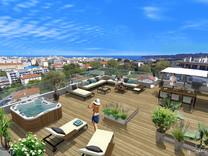 Новый комплекс на заключительных этапах в Антибе