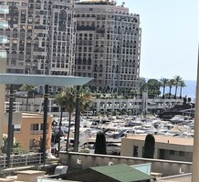 Трёхкомнатная квартира с видом в районе порта Монако, продажа. №39493. ЭстейтСервис.