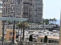 Трёхкомнатная квартира с видом в районе порта Монако