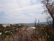 Участок в видом на море и горы в Platja d'Aro