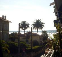 Трехкомнатные апартаменты с видом на море в Каннах, продажа. №13433. ЭстейтСервис.