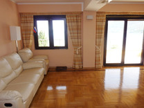 2х комнатная квартира с видом на море в Игало