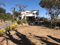 Атмосферная вилла с видом на море в Sant Antoni de Calonge