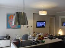 Стильная квартира со своим садиком в Каннах
