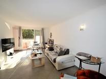 Двухкомнатные апартаменты в Ментоне