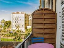 Роскошная студия с видом на море в Ницце