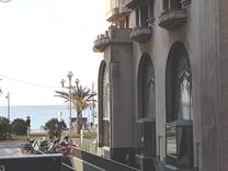 Небольшая студия  с видом на море в Ницце