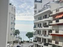 Апартаменты с видом на море в районе Hôtel Martinez