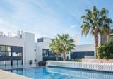 Трехкомнатные квартира в новом комплексе рядом с Platja Llarga
