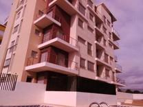 Апартаменты с двумя спальнями с видом на море в Торревьехе