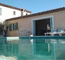 Вилла с тремя спальнями в Cagnes-sur-Mer, продажа. №14277. ЭстейтСервис.