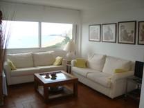 Квартира с двумя спальнями с видом на море в Пладжа-де-Аро