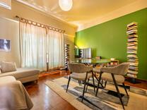 Стильная квартира с тремя спальнями в Лиссабоне