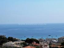 Пятикомнатная квартира с видом в Roquebrune-Cap-Martin