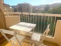 Солнечная студия с открытым видом в Ментоне
