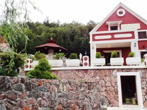 Дом между Цетинье и Будвой
