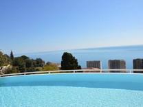 Квартира с панорамным видом в Босолей