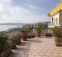 Пентхаус с большой террасой возле моря и Казино Ментона, продажа. №41108. ЭстейтСервис.