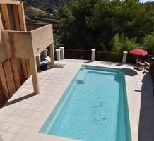 Дом с бассейном в Ницце, сектор Лингостьер, продажа. №39777. ЭстейтСервис.