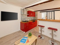 Стильная квартира в Старом Городе Ниццы