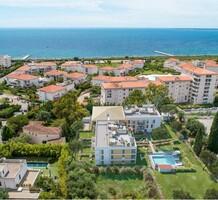 Новые квартиры в 300-х метрах от моря в Juan-les-Pins, продажа. №41458. ЭстейтСервис.