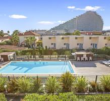 Апартаменты возле моря и Marina Baie des Anges, продажа. №40232. ЭстейтСервис.