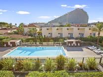 Апартаменты возле моря и Marina Baie des Anges