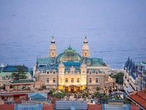 Дуплекс с видом на море и Casino de Monte-Carlo