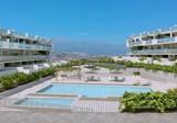 Новый комплекс в районе пляжа Ла Техита